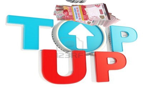Top Up Modal Bisnis