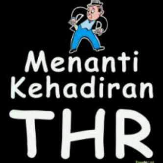 Menanti THR 2013