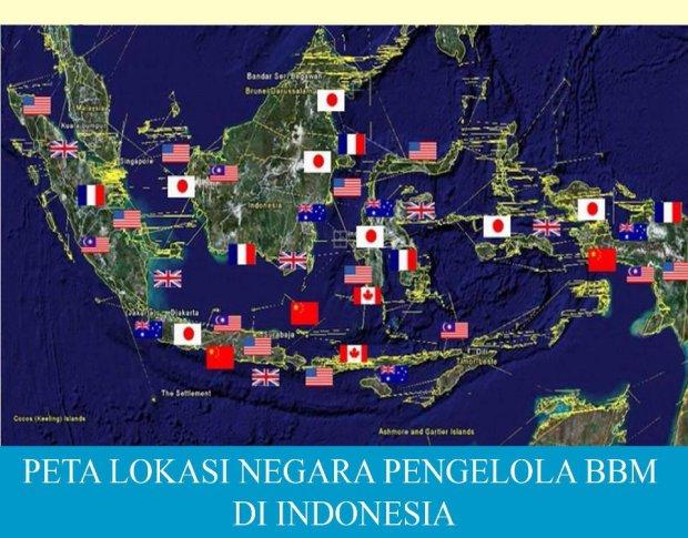 Indonesia di kuasai oleh Asing