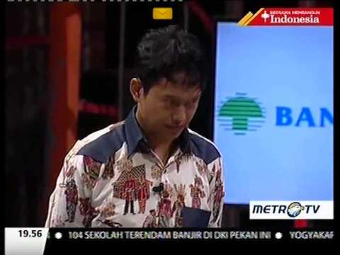 Umar owner Jeans Moslem Juara 1 BJM