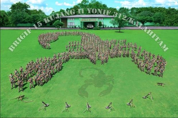 Batalyon 312 Kala Hitam Subang
